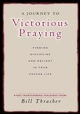 A Journey to Victorious Praying, DVD
