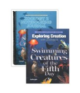 Exploring Creation with Zoology 2: Swimming Creatures of the Fifth Day Advantage Set (Notebooking Journal)