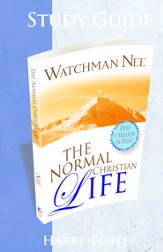 The Normal Christian Life Study Guide - eBook