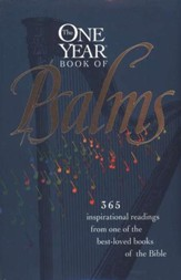 The One Year Book of Psalms, softcover