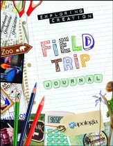 Field Trip Journal for Grades K-8