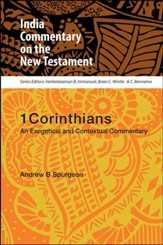 1 Corinthians: India Commentary on the New Testament