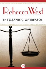 The Meaning of Treason - eBook