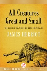 All Creatures Great and Small - eBook