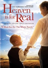 Heaven Is For Real, DVD