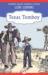 Texas Tomboy - eBook