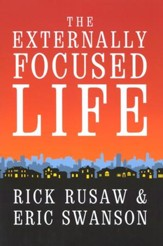 The Externally Focused Life - Slightly Imperfect