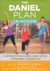 The Daniel Plan, In Action Workout DVD's