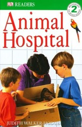 DK Readers, Level 2: Animal Hospital