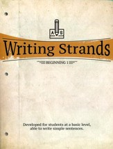 Writing Strands Level 2