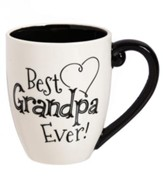 Best Grandpa Ever Ceramic Mug