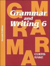 Saxon Grammar & Writing Grade 6 Student Text, 2nd Edition
