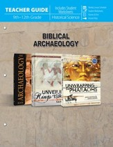 Biblical Archaeology - Teacher Guide