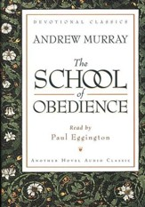 The School of Obedience - Audiobook on CD