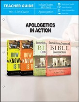 Apologetics in Action - Teacher Guide  - Slightly Imperfect