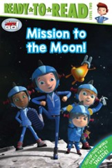 Mission to the Moon!, hardcover