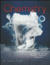 Chemistry: The Study of Matter From a Christian  Worldview - Slightly Imperfect