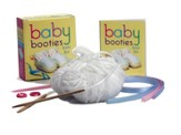 Baby Booties Knit Kit