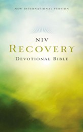 NIV Recovery Devotional Bible