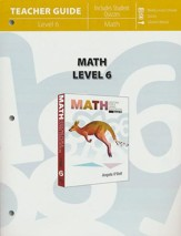 Math Lessons For A Living Education Level 6 Teacher Guide