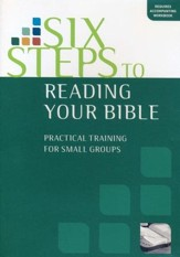 Six Steps to Reading Your Bible DVD