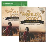 The World's Story Volume 1: The  Ancients Creation and Roman Empire
