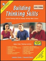 Building Thinking Skills Book 3 Verbal