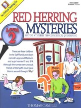 Red Herring Mysteries, Level 2