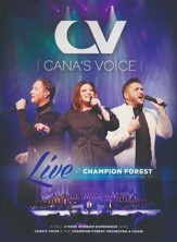 Cana's Voice Live at Champion Forest
