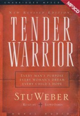 Tender Warrior:Updated and Revised - audiobook on MP3
