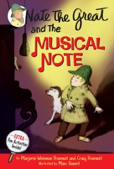 Nate the Great and the Musical Note - eBook