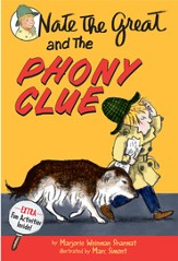 Nate the Great and the Phony Clue - eBook