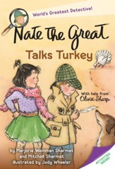 Nate the Great Talks Turkey - eBook