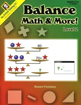 Balance Math & More! Level 2 Grades 4-12+