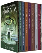 The Chronicles of Narnia: 7-Volume Slipcased Softcover Set