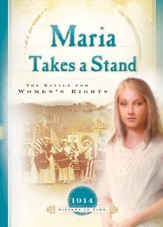 Maria Takes a Stand: The Battle for Women's Rights - eBook