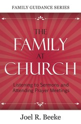 Family at Church - eBook