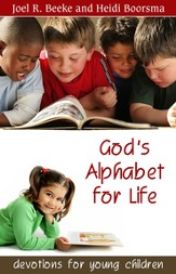 God's Alphabet for Life: Devotions for Young Children - eBook