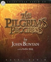 The Pilgrims Progress - Audiobook on CD