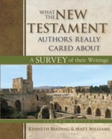 What the New Testament Authors Really Cared About: Second Edition: A Survey of Their Writings