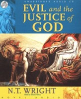Evil and the Justice of God - audiobook on CD