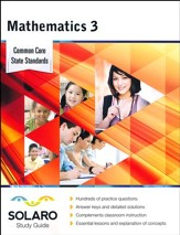 Solaro Study Guide Mathematics 3