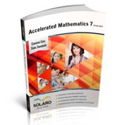Solaro Study Guide Accelerated Mathematics 7 (Integrated)