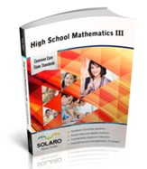 Solaro Study Guide High School Mathematics 3