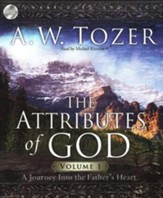 The Attributes of God, Vol. 1 - audiobook on CD