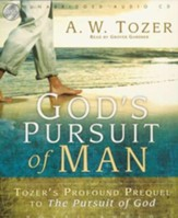 God's Pursuit of Man Audiobook on CD