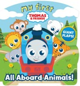 My First Thomas: All Aboard Animals!