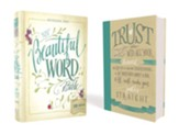 NIV Beautiful Word Bible, hardcover - Slightly Imperfect