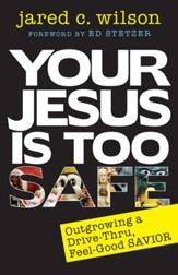 Your Jesus Is Too Safe: Overcoming a Drive- Thru, Feel-Good Savior, Updated Edition