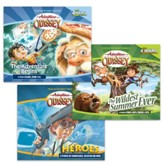 Adventures in Odyssey, volumes 1-3